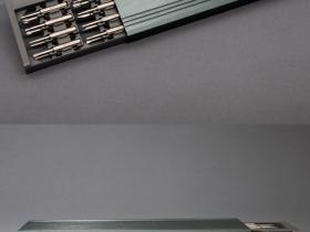 手机数码笔记本平板拆机工具螺丝刀套装推荐:南旗(NANCH)24合1精密组合螺丝刀(按钮版)